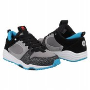 'eS Ellipse Shoes (Black/Grey/Blue) - Men's Shoes