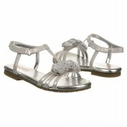 Malena Tod/Pre Sandals (Silver) - Kids' Sandals -