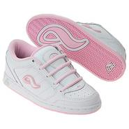 Hamilton Pre/Grade Shoes (White/Pale Pink Lthr) - 