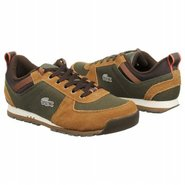 Hallandale Shoes (Dark Green/Brown) - Men's Shoes