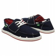 Overboard Sunbrella Shoes (Navy) - Men's Shoes - 1