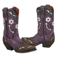 Vintage Arrow Boots (Sanded Purple) - Women's Boot