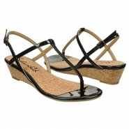Edgewood Sandals (Black Patent) - Women&#39;s Sandals 
