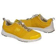 Travel Walker Shoes (Yellow/White) - Women's Shoes