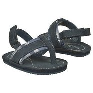 Mini Felipe Thong I/T Sandals (Blue Plaid) - Kids'