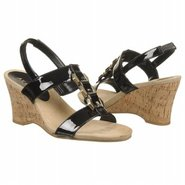 Custom Sandals (Black Patent) - Women's Sandals -