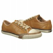 Greene Low Lace Tod/Pre Shoes (Brown) - Kids' Shoe