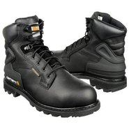 6  Internal Met Guard Boots (Black) - Men's Boots
