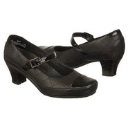Marbella Shoes (Black Leather) - Women&#39;s Shoes - 6