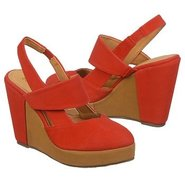 Melrose Shoes (Red/Tan) - Women's Shoes - 9.0 M