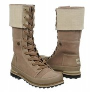 Snowtropolis Lace Boots (Mudspring Brown) - Women&#39;