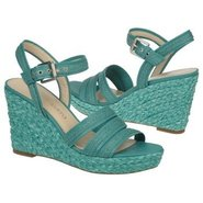 Rosa Sandals (Turquoise Leather) - Women's Sandals