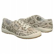 Caspian Shoes (Off White Reptile) - Women's Shoes