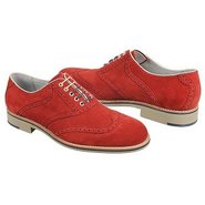 Ellington Wing Tip Shoes (Red) - Men&#39;s Shoes - 12.
