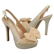 Sunrise Shoes (Ivory Satin) - Women's Shoes - 7.0