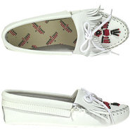 Thunderbird SoftSole Shoes (White Smooth) - Women&#39;