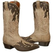 Gambler Boots (Bone / Chocolate) - Men's Boots - 9