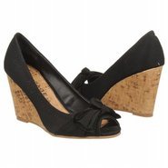 Kardinal Shoes (Black Canvas) - Women&#39;s Shoes - 6.
