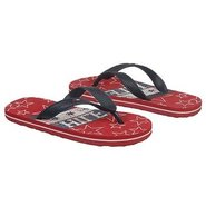 BB Flip Flop Stars Sandals (Navy/Red) - Kids' Sand