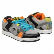 Jos1 Shoes (Grey/Orange/Blue) - Men's Shoes - 9.5