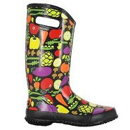 Rainboot Boots (Black Multi Garden) - Women's Boot
