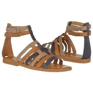 Zamira Sandals (Inky Navy/Taupy Grey) - Women's Sa