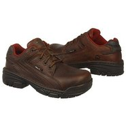 Ayah Comp Toe Lace Up Shoes (Brown) - Women's Shoe
