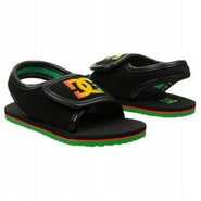 Kimo Shoes (Black/Rasta) - Kids' Shoes - 5.0 M