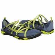 Tidal Hydro Terra Vega Shoes (Navy/Kiwi) - Women's