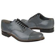 Madison Shoes (Lt Gry Kid W/ Liz Pr) - Men's Shoes