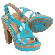Velia Shoes (Aqua) - Women's Shoes - 11.0 M