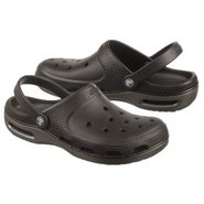 Duet Core Plus Clog Shoes (Black/Graphite) - Men's
