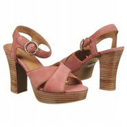 Ramona Sandal Shoes (Rose Leather) - Women's Shoes