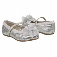 Selena Tod/Pre Shoes (Silver) - Kids' Shoes - 12.5