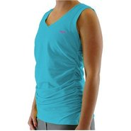 Women&#39;s Sleeveless Tee Accessories (Nirvana Blue)-