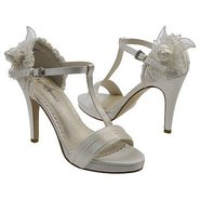 Supreme Shoes (Ivory Satin) - Women&#39;s Wedding Shoe