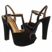Patrick Shoes (Black Suede) - Women's Shoes - 6.5