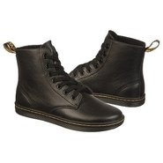 Leyton Boots (Black Leather) - Women&#39;s Boots - 9.0