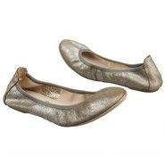 Tina Shoes (Silver Metallic Leat) - Women&#39;s Shoes 
