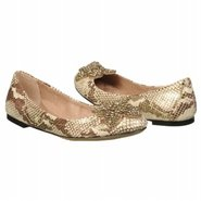 Flora Shoes (Gold Goddess Snake) - Women's Shoes -