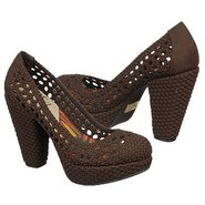 Ca-Million Shoes (Brown) - Women&#39;s Shoes - 8.0 M