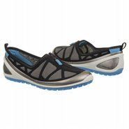 Biom Lite Zip Shoes (Silver Metallic) - Women's Sh