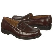 Parnell Pre/Grd Shoes (Burgundy) - Kids' Shoes - 5