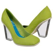 Clever Edge Shoes (Lime Leather) - Women&#39;s Shoes -