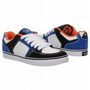 Sheckler 6 Fusion Shoes (Black/Blue/White) - Men's