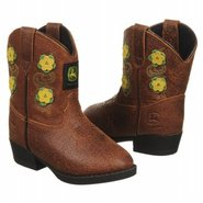 Wellington Tod Boots (Brown Flower) - Kids' Boots