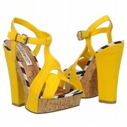 Marionette Shoes (Yellow) - Women&#39;s Shoes - 7.5 M