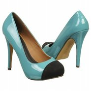 Louie Shoes (Teal/Black) - Women's Shoes - 9.0 M
