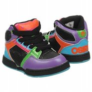 Crooklyn Shoes (Black/Multi) - Kids' Shoes - 10.0