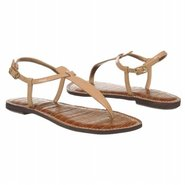 Gigi Sandals (Almond Patent) - Women&#39;s Sandals - 8